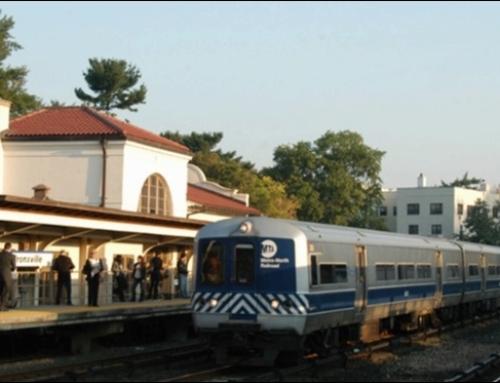 Metro-North Third Track Expansion